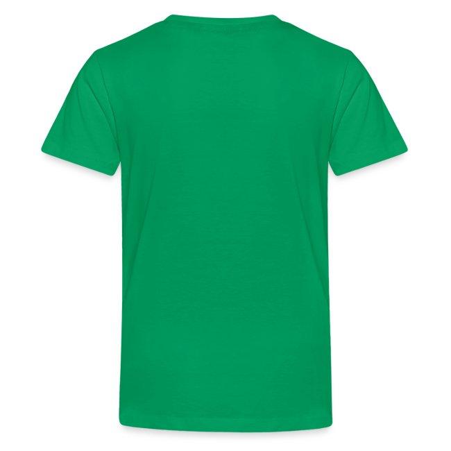 Vorschau: Dein Hufschlag - Teenager Premium T-Shirt