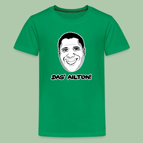 ailton02 - Teenager Premium T-Shirt