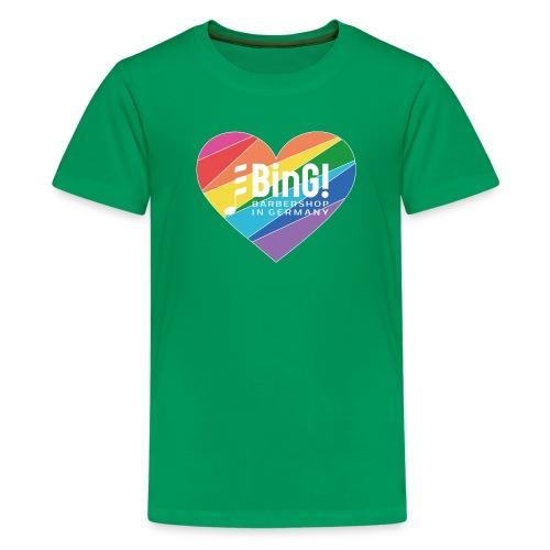 BinG Love Color - Teenager Premium T-Shirt