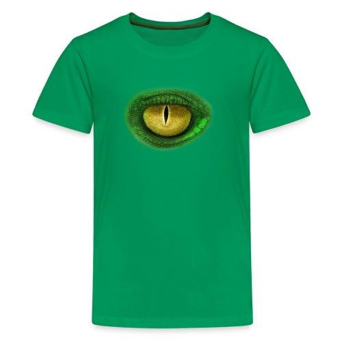 eye - Teenage Premium T-Shirt