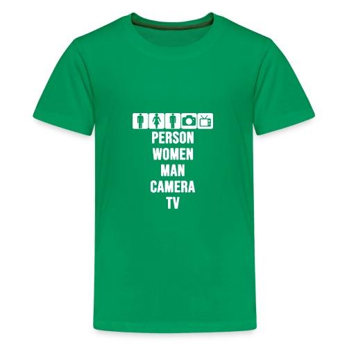 vote nasty Edition - T-shirt Premium Ado