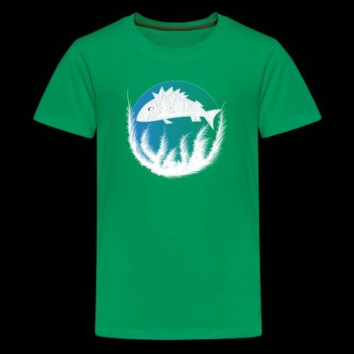 Fisch - Teenager Premium T-Shirt