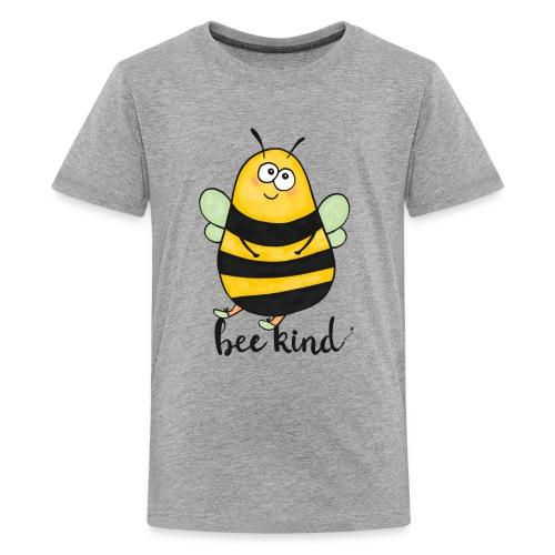 Bee kid - Teenage Premium T-Shirt