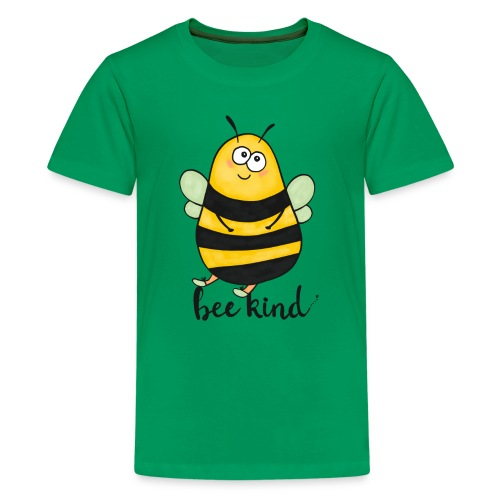 Bee kid - Teenage Premium T-Shirt
