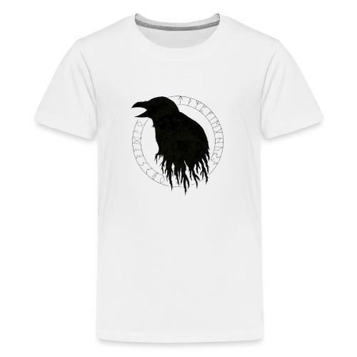 Huginn & Aettir - T-shirt Premium Ado