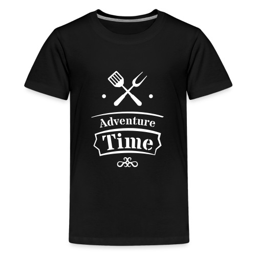 adventure time - Teenager Premium T-Shirt