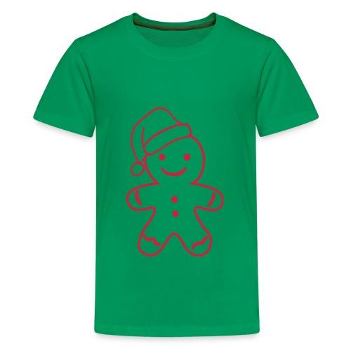 Gingerbread - Teenager Premium T-shirt