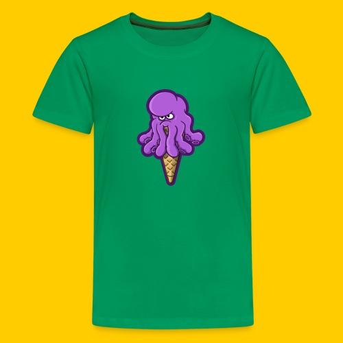 Octo - Premium-T-shirt tonåring