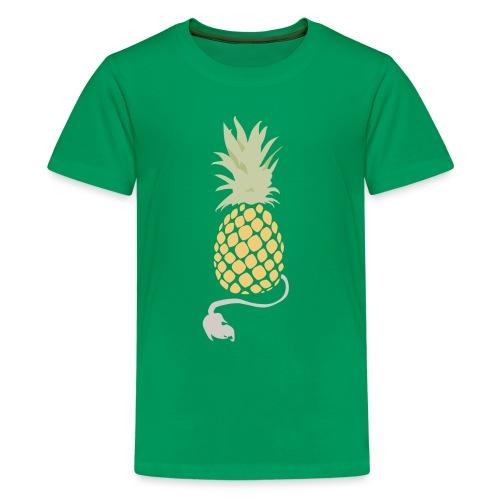 Pineapple demon - Teenage Premium T-Shirt