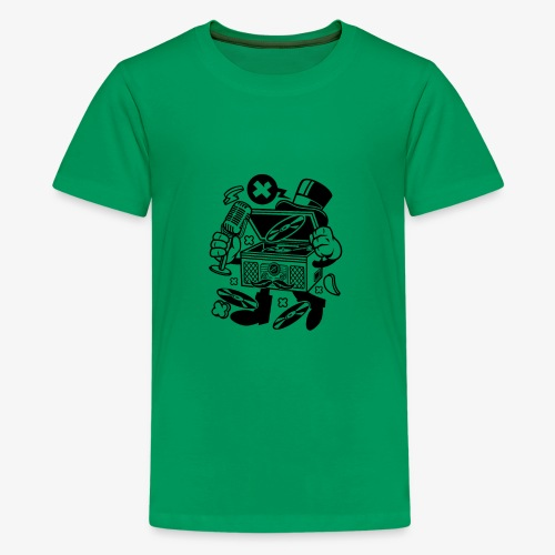 Platine vinyle classique - T-shirt Premium Ado