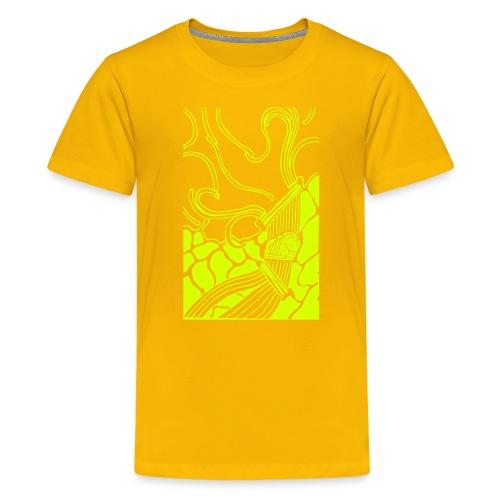 la mietitura - Maglietta Premium per ragazzi