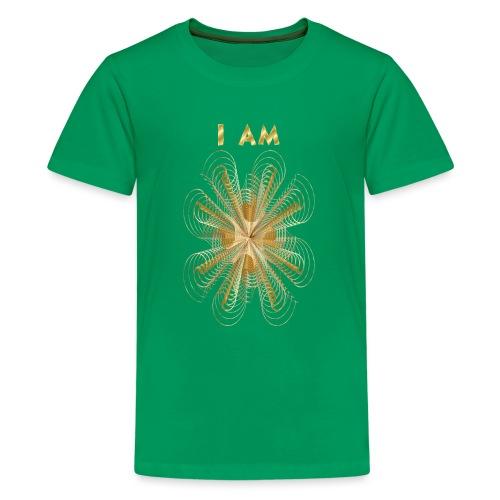 I AM - Maglietta Premium per ragazzi
