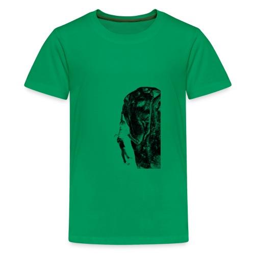 Font 2014 - Teenage Premium T-Shirt