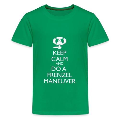 Keep calm and Frenzel - Teenager Premium T-Shirt
