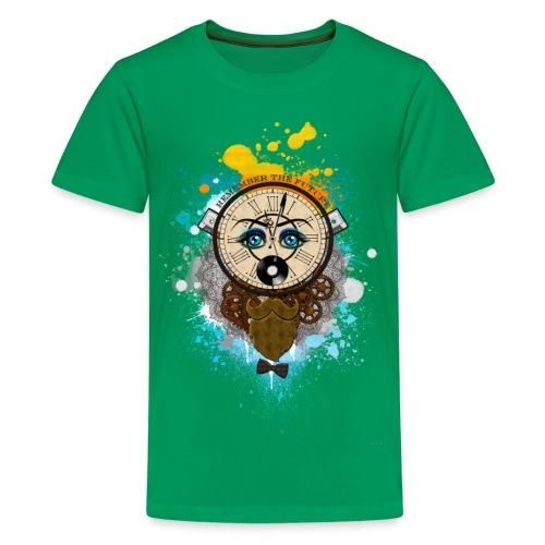 Remember the future : souviens-toi du futur. - T-shirt Premium Ado