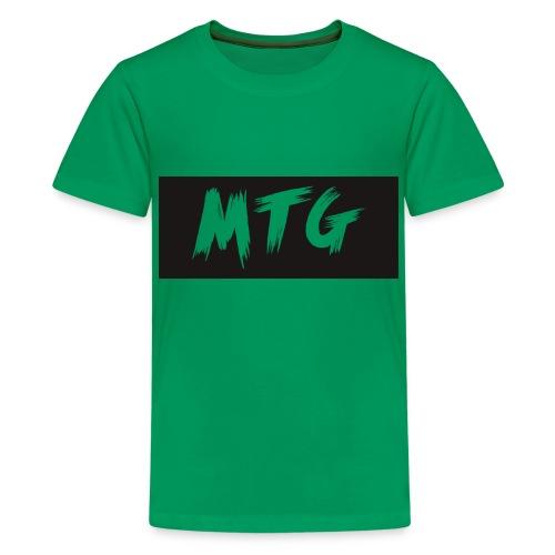SHIRTLOGO - Teenage Premium T-Shirt