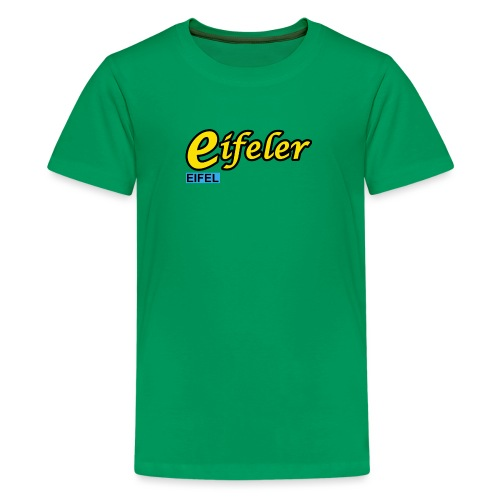 Eifeler - Teenager Premium T-Shirt