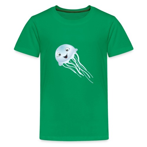 Baby-Qualle - Teenager Premium T-Shirt