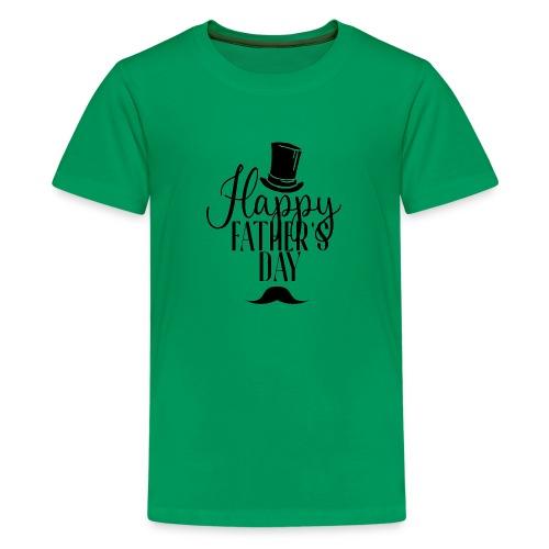 RAD DAD | Funny Cool Dad Joke Humor Daddy Father's - T-shirt Premium Ado
