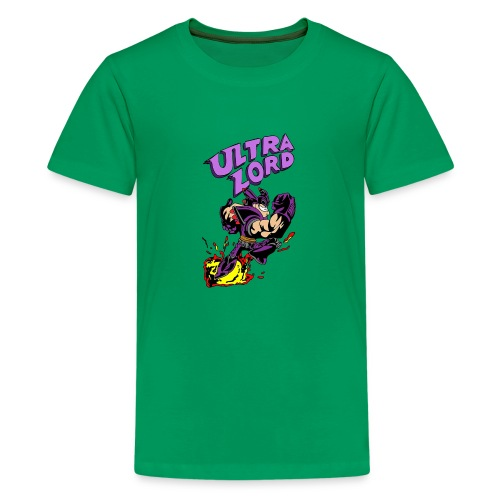 Sheen s Ultra Lord - Teinien premium t-paita