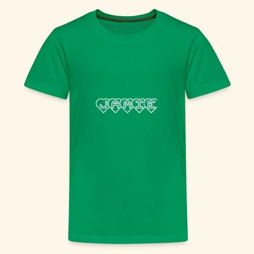Jamie - Teenage Premium T-Shirt