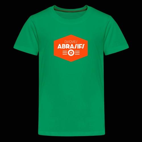 Official Disques Abrasifs Merch' - T-shirt Premium Ado