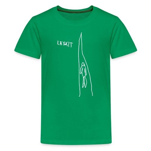 läskit - Premium-T-shirt tonåring