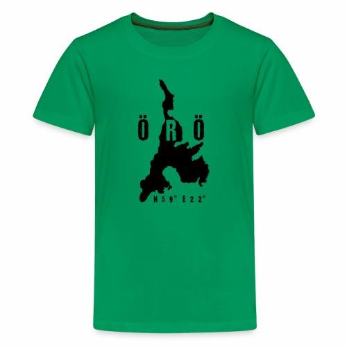 ÖRÖ ISLAND, FINLAND T-SHIRTS, HOODIES + 150 GIFTS - Teinien premium t-paita