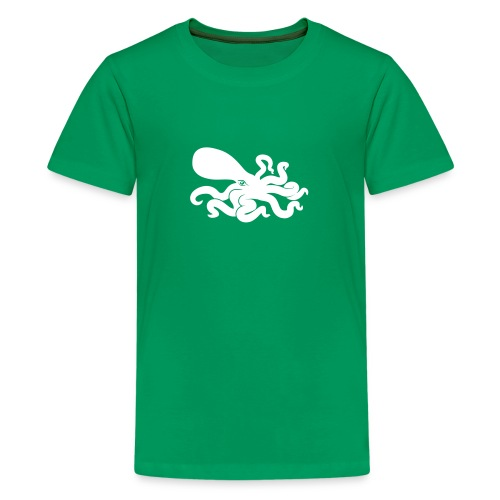 Kraken/Poulpe - T-shirt Premium Ado