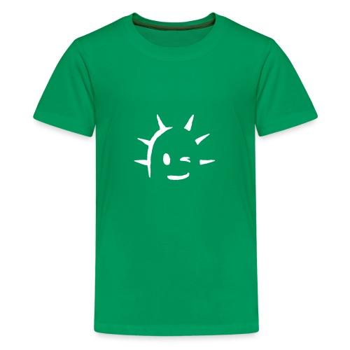 Kaktus Kopf - Teenager Premium T-Shirt