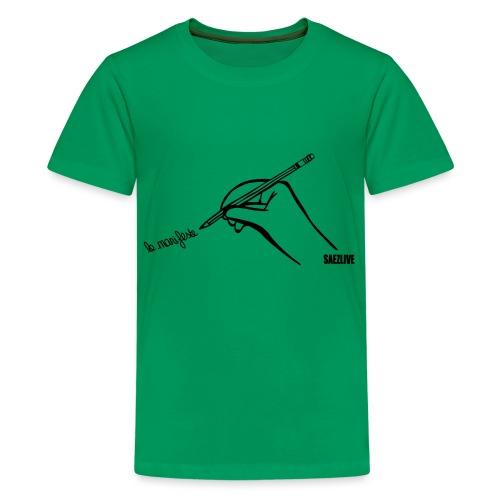 Le Manifeste par petitecaillou - T-shirt Premium Ado
