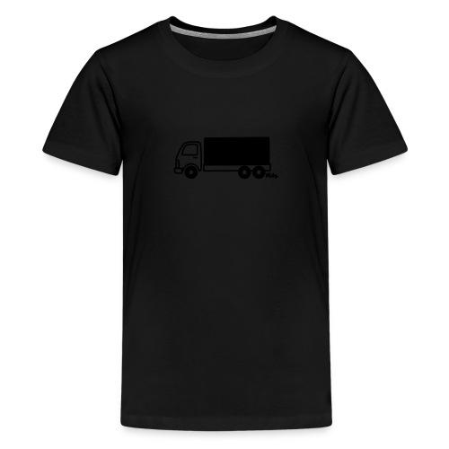 LKW lang - Teenager Premium T-Shirt