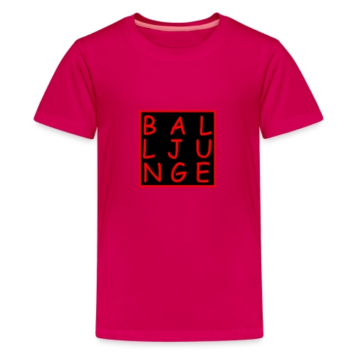 Balljunge - Teenager Premium T-Shirt