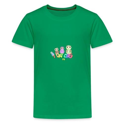SchoolContest - Camiseta premium adolescente