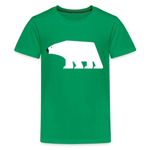 Polarbear, Eisbaer - Teenager Premium T-Shirt