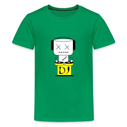 DJ Puppet XL - Teenager Premium T-Shirt