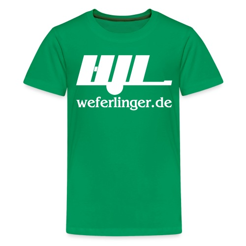 o106641 - Teenager Premium T-Shirt