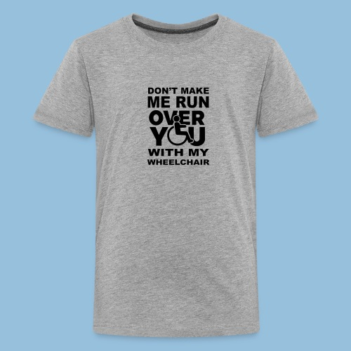 Runover1 - Teenager Premium T-shirt