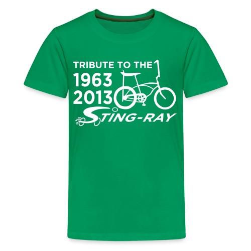 stingray - T-shirt Premium Ado