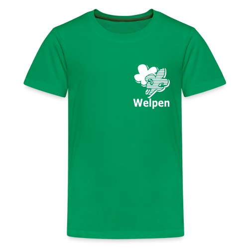 Welpen - Teenager Premium T-shirt