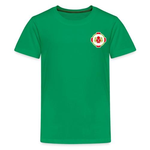 Schulsanitätsdienst - Teenager Premium T-Shirt