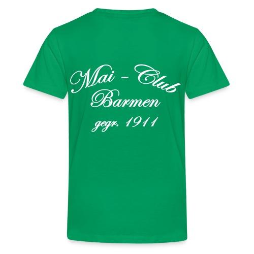 mcb - Teenager Premium T-Shirt