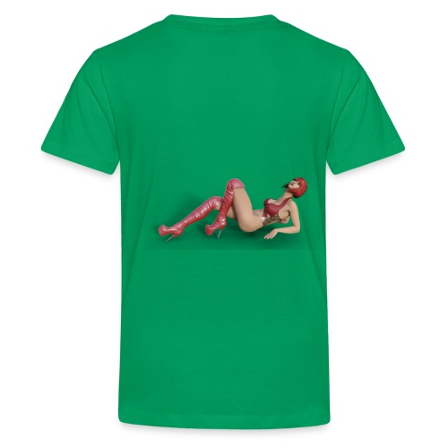 woman - Teenager Premium T-Shirt