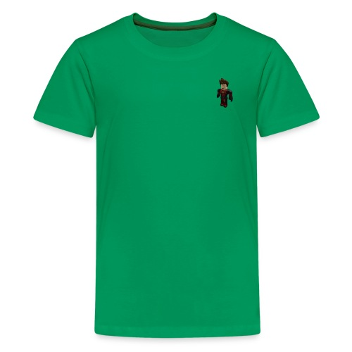 8e57d3b076302341c73b0c34c - Teenage Premium T-Shirt