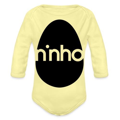 Ninho - Body ecologico per neonato a manica lunga