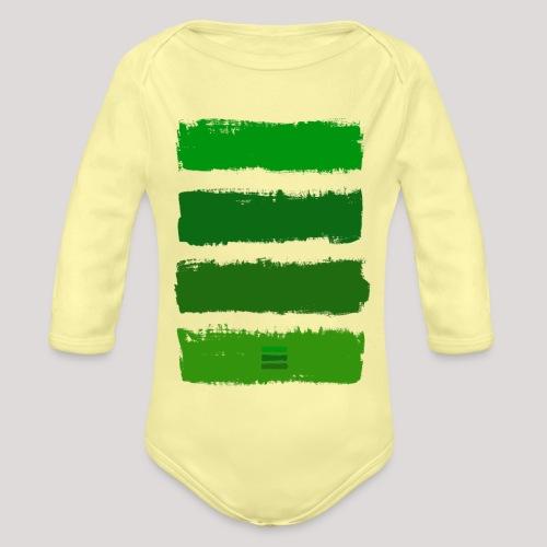 MK 22 - Organic Longsleeve Baby Bodysuit