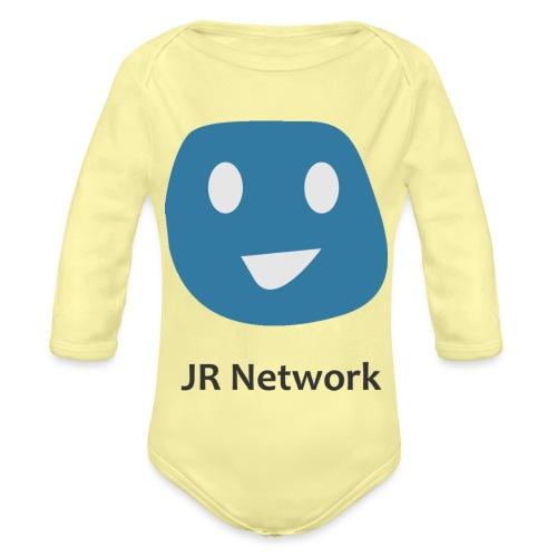 JR Network - Organic Longsleeve Baby Bodysuit