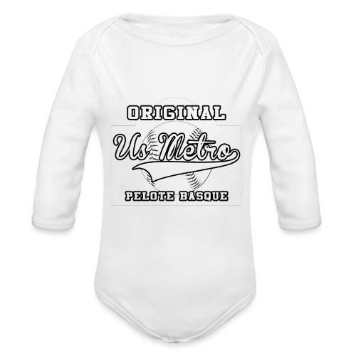 origiinalUSMETRO2 png - Body Bébé bio manches longues