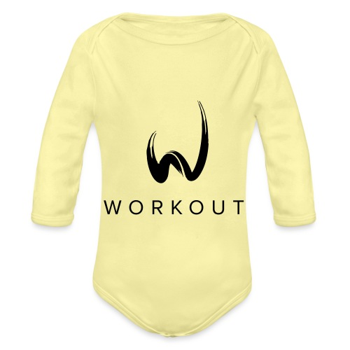 Workout - Baby Bio-Langarm-Body