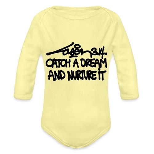 shirts - Organic Longsleeve Baby Bodysuit